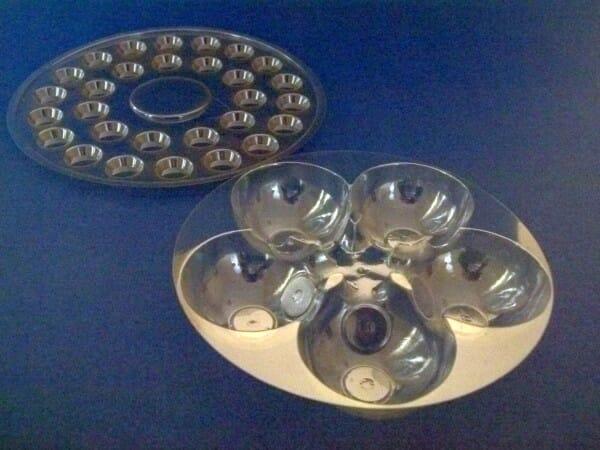 Wytłoczki techniczne okrągłe