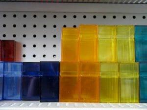 opakowania plastikowe różnego typu