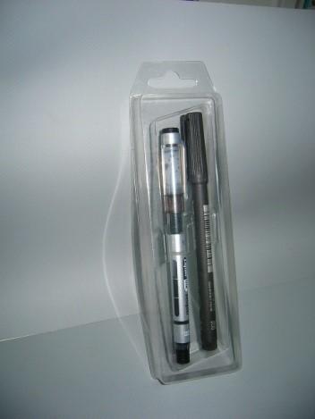 blister kaseta na długopis