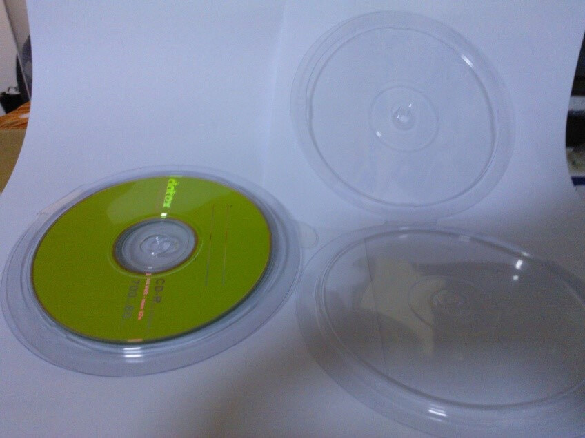 Blister na płytę CD lub DVD
